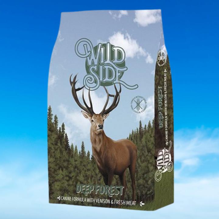 WILD SIDE DEEP FOREST 3KG